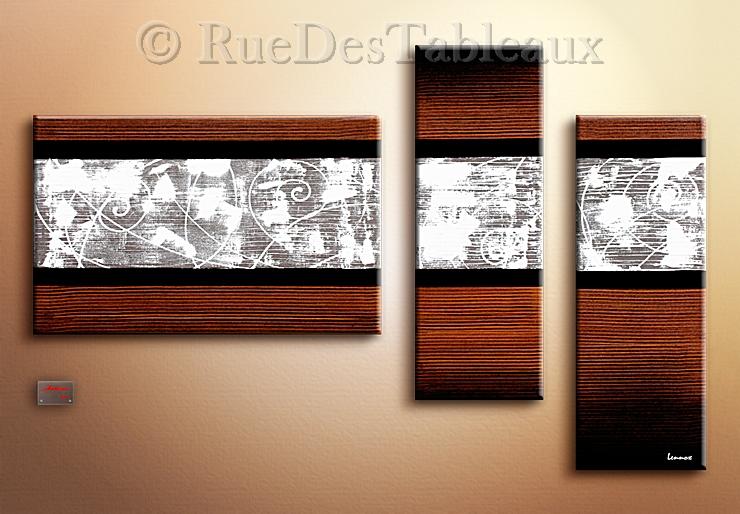 Tableaux d co et d coration murale des tryptiques chez vous for Tableau decoration com