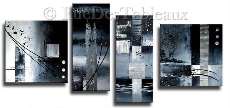 Tableaux Déco Et Décoration Murale, Des Tryptiques Chez Vous